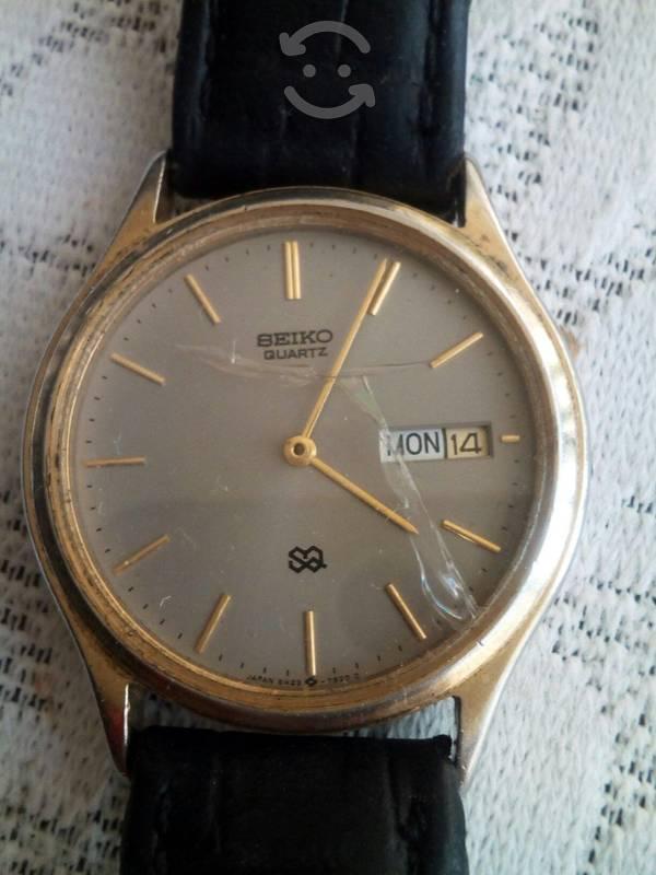 Reloj seiko para restaurar o refacciones