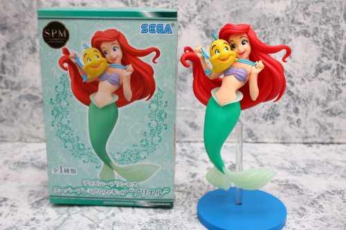 Sega Disney Ariel La Sirenita Ariel Y Founder