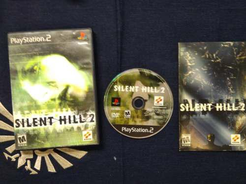 Silent Hill 2 Play Station 2 Ps2