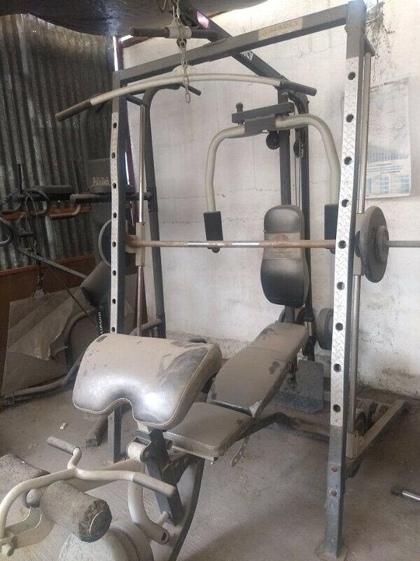 aparatos de ejercicio