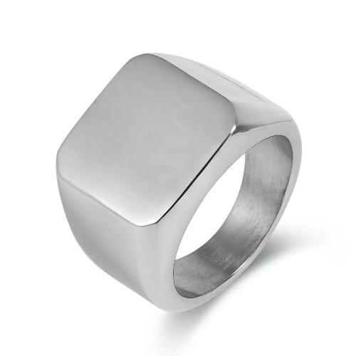 Anillo Caballero Retro Acero Inoxidable 316l Oferta Hot Sale