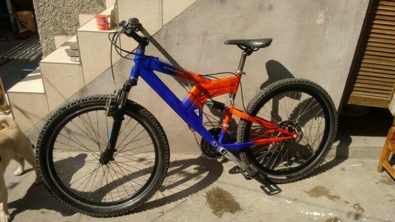 Bicicleta Mongoose r26