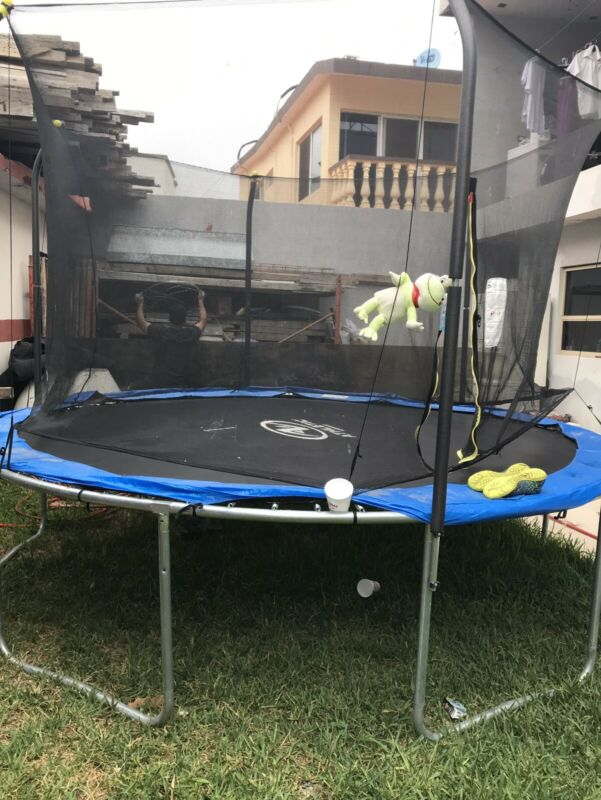 Brincolin de 12 ft