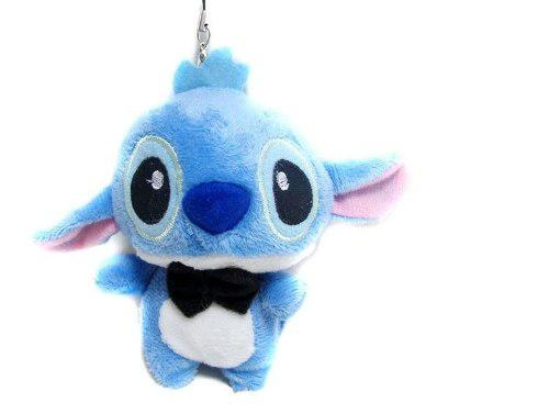 Figura Peluche Stitch Kawaii De Disney Store Llavero