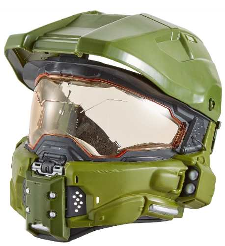 Halo Master Chief Casco Táctico Tactical Helmet