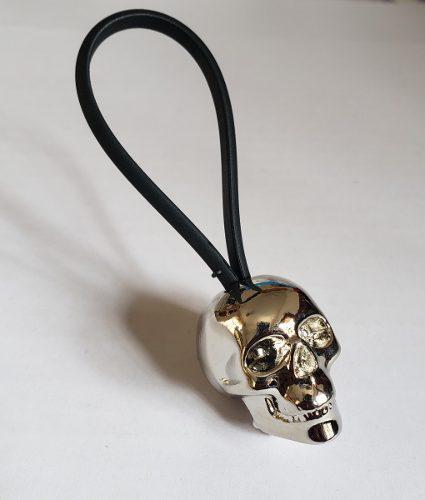 Llavero Craneo Skull Coleccion Súper Original Debes Tenerlo
