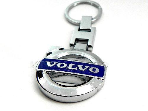 Llavero Doble Vista, Volvo, S90, S60, V40, C30, Xc60, Xc90