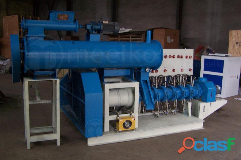 Máquina De Granulación