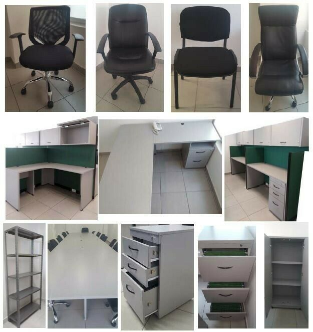 Muebles de oficina en excelente estado