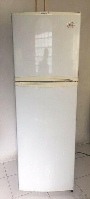 Vendo Refrigerador LG