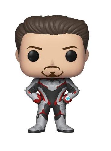 ¡oferta! Funko Pop! Avengers Endgame 449 Tony Stark Nuevo