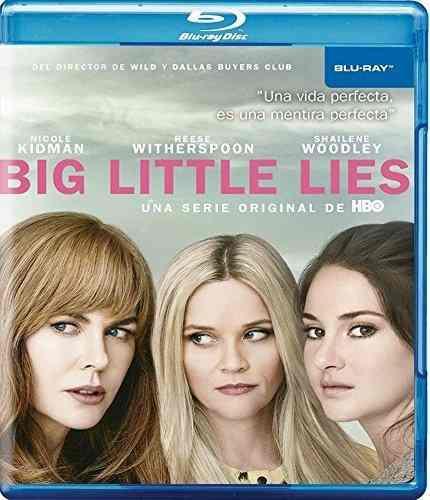 Big Little Lies Primera Temporada 1 Uno Blu-ray