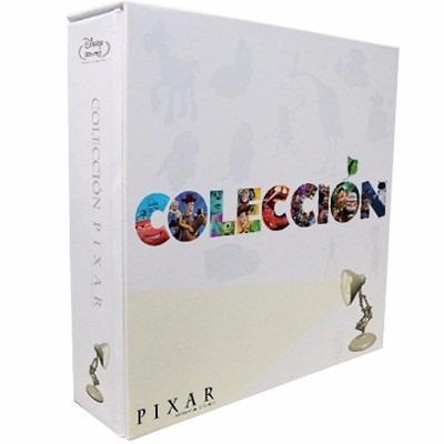 Colección De Películas Pixar Bluray Toy Story Monster Inc