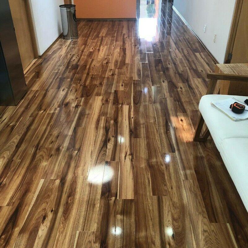 Mantenimiento de pisos de madera, pulido y barnizado