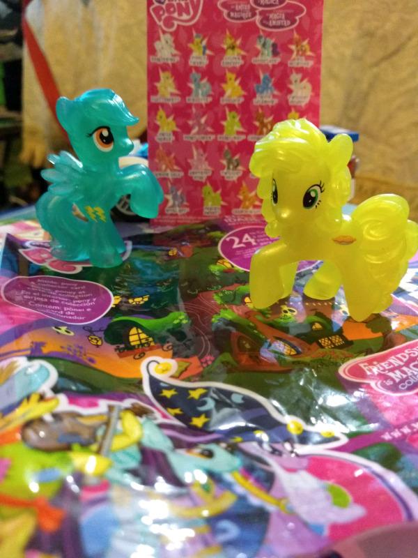 My little pony bolsita sorpresa