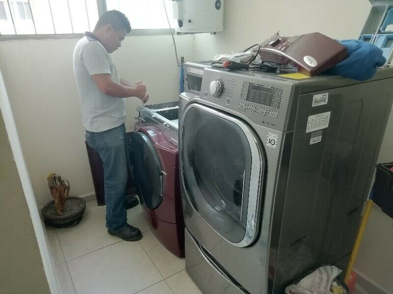 Servicio especializado en lavadoras. Reparaciones urgentes.