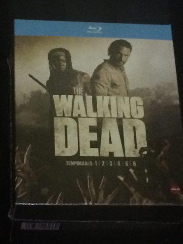 The Walking Dead Box Set Blu Ray