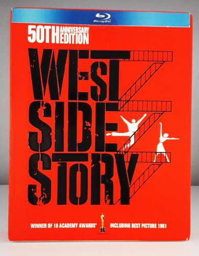 West Side Story 50 Aniversario Limited Pelicula Blu-ray