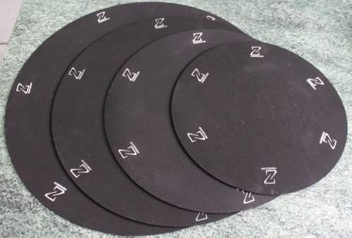 Pads Practicadores De Bateria - Silenciadores