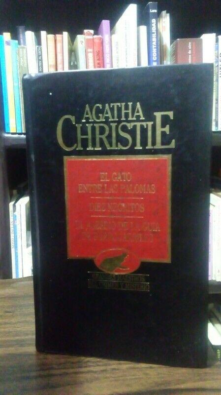 Agatha Christie, Grandes Maestros del Crimen y Misterio