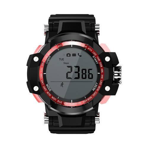 Bt Smartwatch Deporte Reloj Sueño Monitor Podómetro Imperm