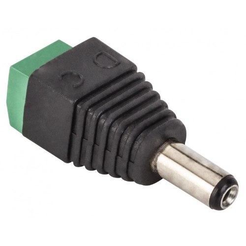 Conector Macho Fuente De Energía Jack De 3.5 Mm Macho -