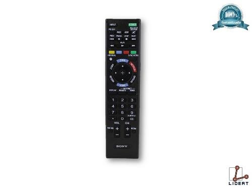 Contro Remoto Pantallas Smart Tv Sony Television Tv /e +