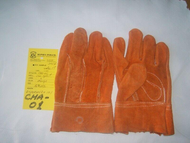 Guantes de piel para Trabajo y Industrial