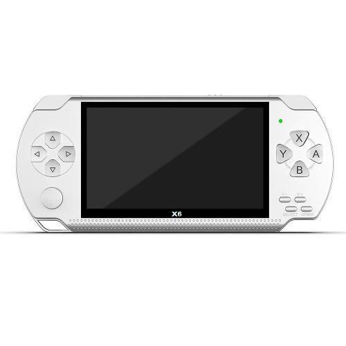 Handheld Juego De La Máquina Juego Consola Para X6 Psp