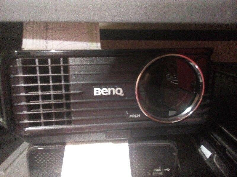 Mantenimiento y Reparación a Proyectores Benq