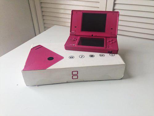 Nintendo Dsi Color Rosa (incluye 1 Juego)