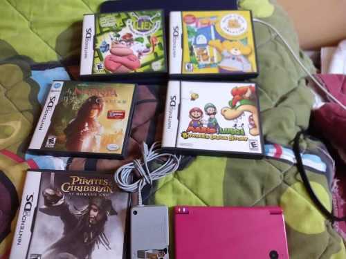 Nintendo Dsi Con 6 Juegos
