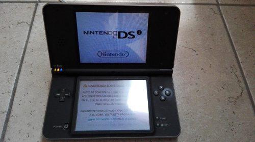 Nintendo Dsi Xl Con 3 Juegos Nuevo De Remate!!!!!
