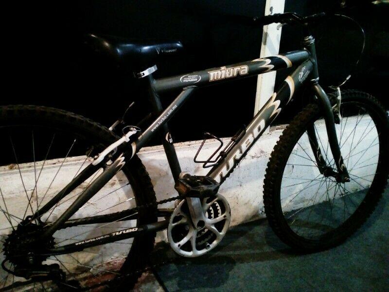 Venta de Bicicleta turbo miura