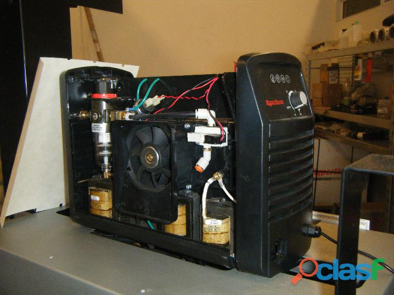 Venta, mantenimiento y reparación de sistemas de corte por