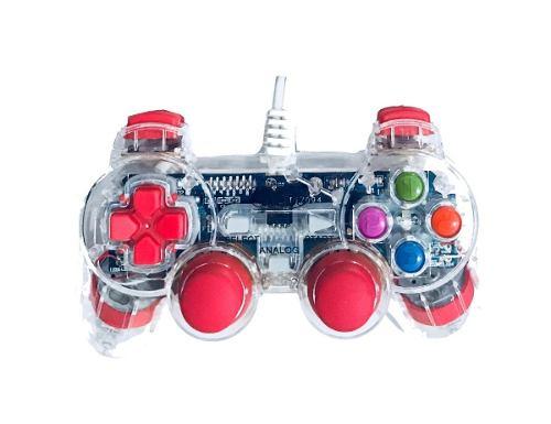 10 Piezas Control Joystick De Juegos Pc Laptop Gamepad Usb