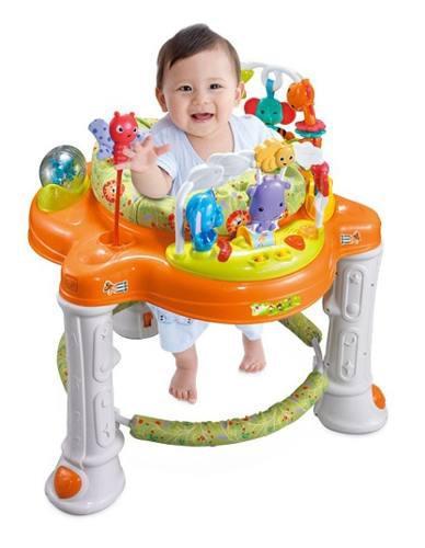Centro De Actividades Para Bebe Aeiou Gira 360° Andadera