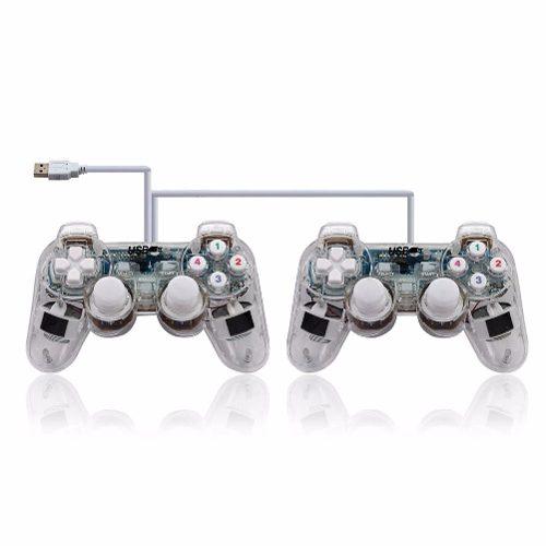 Control De Juegos Gamepad Usb Para Pc Con Palanca W800