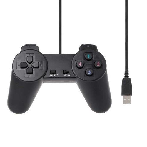 Control Joystick De Juegos Pc Laptop Gamepad Usb
