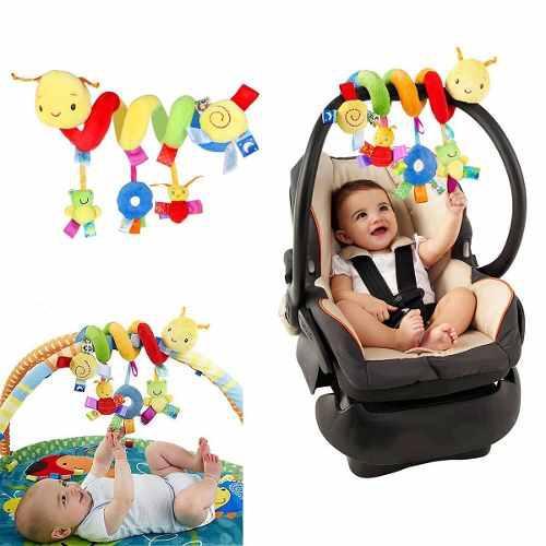 Espiral Actividades Para Bebe Carriola, Porta Bebe, Cuna