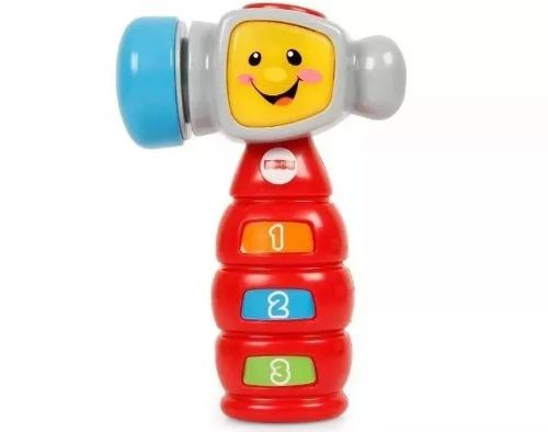 Fisher Price Martillo De Aprendizaje