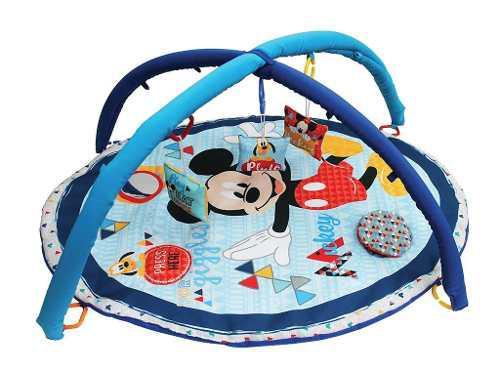 Gimnasio Didáctico Para Bebé Disney Baby Mickey Hot Sale %