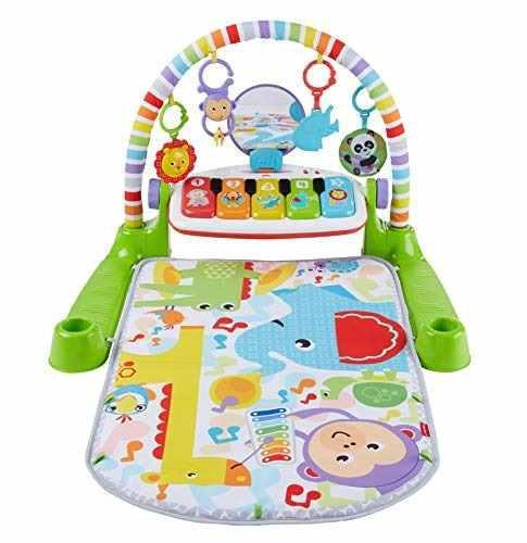 Gimnasio Para Bebé Fisher-price Deluxe Kick N Play Piano