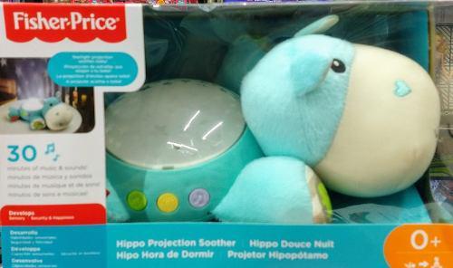 Hipopotamo Hora De Dormir Fisher Price