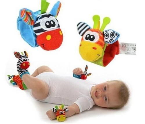 Lamaze Juguete Bebe Estimulacion Temprana Muñecas Pies 4