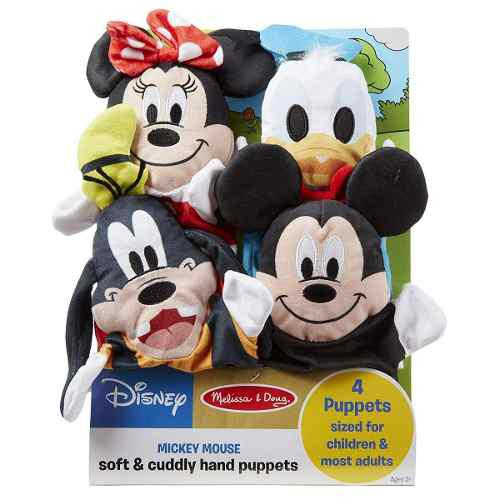Marionetas Mickey Mouse Winnie Pooh & Friends Melissa And Do