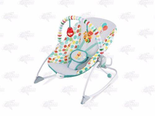 Mecedora Silla Infantil Winnie The Pooh Bright Stars Xtreme