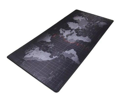 Mouse Pad Mapa 300 X 700 Gamer Tapete Texturizado Pc Juegos