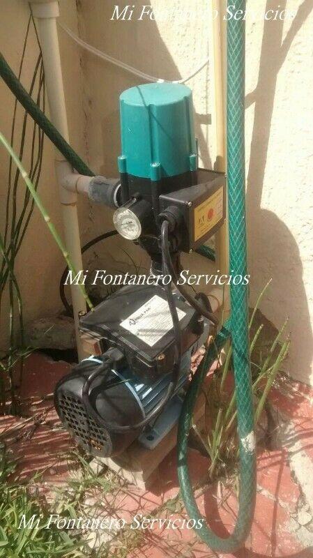 Reparacion y Mantenimiento de bombas