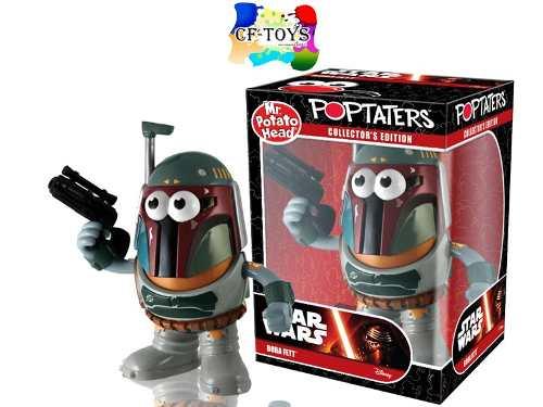 Señor Cara De Papa Boba Fet Pop Taters Star Wars Pelicula